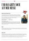 Messemagazin Nähmesse Hamburg 2017 - Seite 6