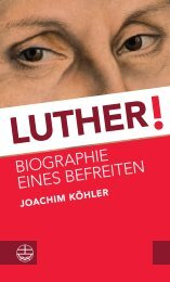 Koehler Luther! Leseprobe
