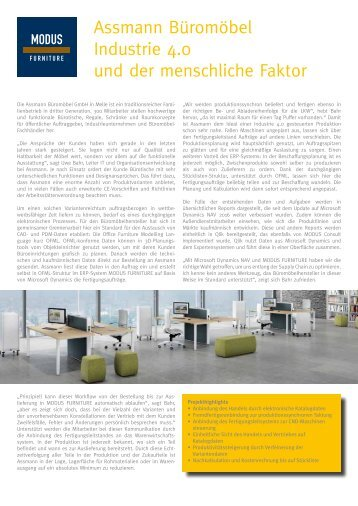 AWB Assmann Furniture 2017