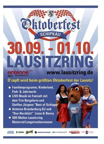 Lautix – Veranstaltungsmagazin  der LAUSITZER RUNDSCHAU vom 28.09. bis 12.10.2017