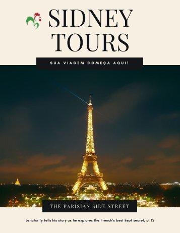 Revista - Sidney Tours teste