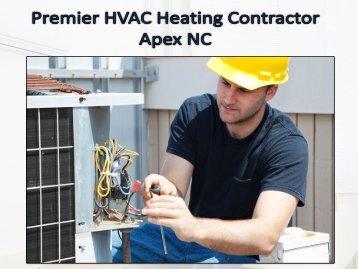 Premier HVAC Heating Contractor Apex NC