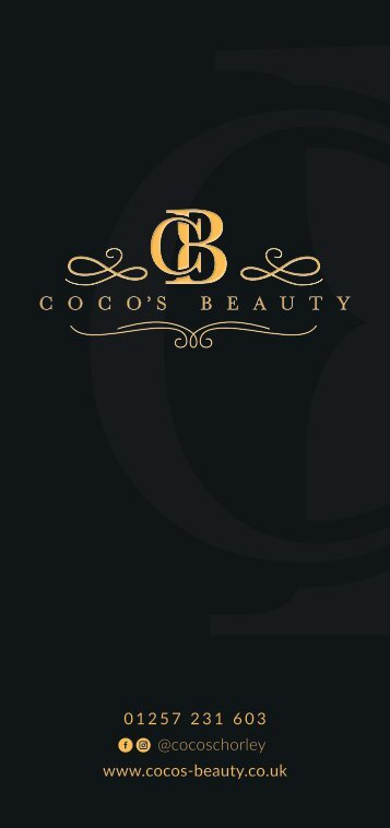 FFD092 - Coco's Beauty - DL Leaflet design Final