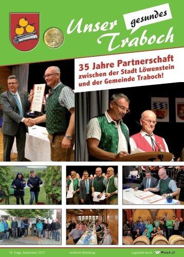 Traboch Zeitung September 2017