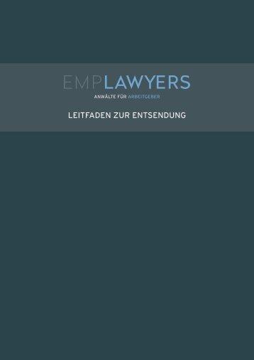 Emplawyers_LeitfadenZurEntsendung