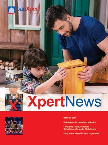 Xpert News Herbst 2017