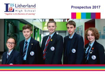 LHS Prospectus 2017