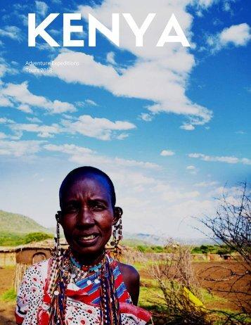 Kenya Tours 2018