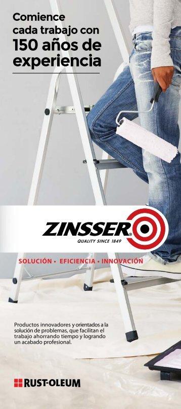 Consumer Brochure Zinsser LATAM Septimbre 2017 v5