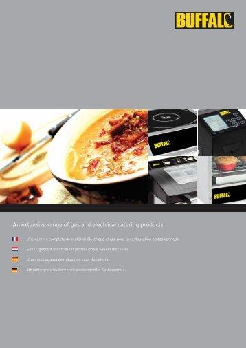 Gastrolini Buffalo Katalog