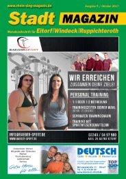 Stadtmagazin Eitorf, Windeck und Ruppichteroth