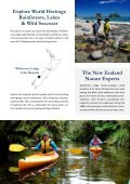 Wilderness Lodge Lake Moeraki - Guided Nature Adventures - Page 2