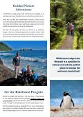 Wilderness Lodge Lake Moeraki - Guided Nature Adventures - Page 3