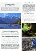 Wilderness Lodge Lake Moeraki - Guided Nature Adventures - Page 4