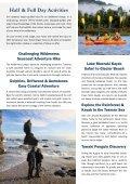 Wilderness Lodge Lake Moeraki - Guided Nature Adventures - Page 5