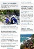 Wilderness Lodge Lake Moeraki - Guided Nature Adventures - Page 7