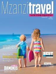 Mzanzitravel Magazine - Issue 7