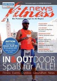 entdecken Sie Fitness & wellness jeden tag ... - fitnessnews-in.de