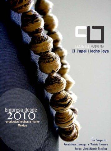 Catálogo Papira