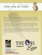 The Owl Eye Magazine Issue 8 - Page 3
