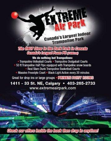 Calgary Flip Book