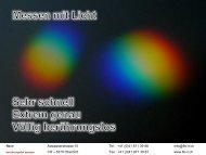 Messen mit Licht - Lösungen mit flo-ir