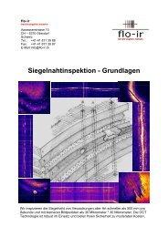 Siegelnahtinspektion - Grundlagen