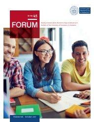 UE Forum 45