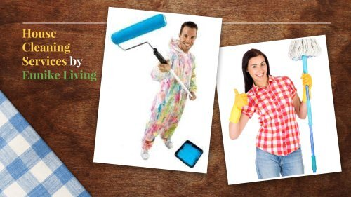 House Cleaning Singapore Cheap - Eunike Living Singapore