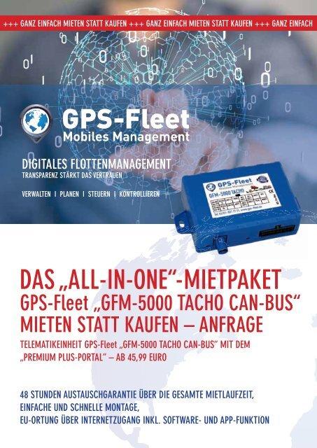MIETPAKET GFM-5000
