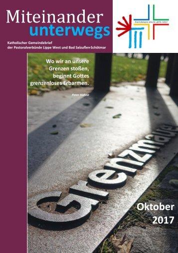Oktober 2017 - online