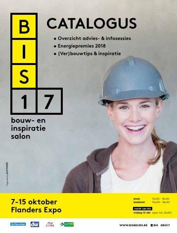 BIS - catalogus 2017