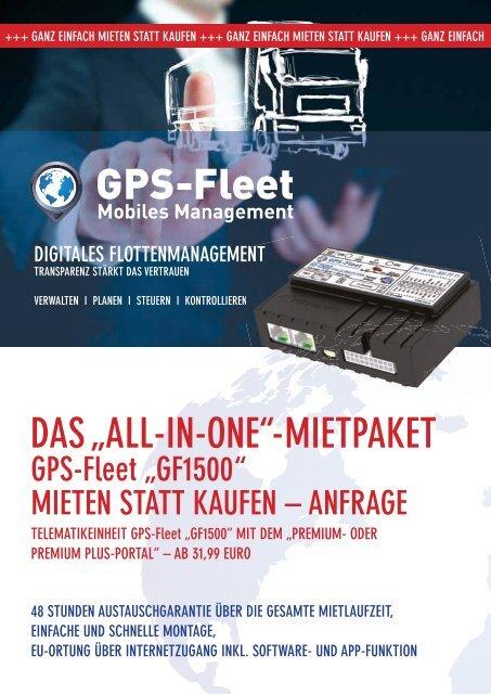 MIETPAKET GF1500