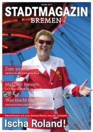 STADTMAGAZIN Bremen_Oktober-2017_web