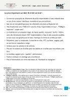 MAC IN A SAC - Schulungskatalog_Allgemein_FR - Page 2