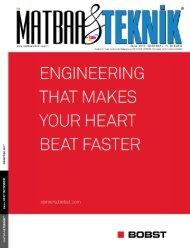 Matbaa Teknik Dergisi Ekim 2017 Sayısı