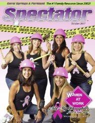 Spectator Magazine October 2017
