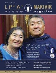 Makivik Magazine Issue 113