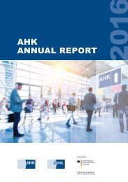 AHK Annual Report 2016