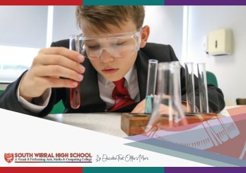 South Wirral High School - Prospectus