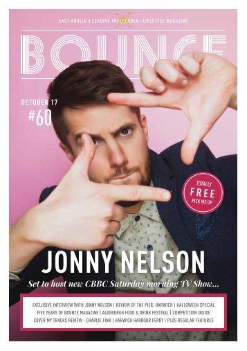 Bounce Magazine October 2017