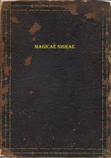 Magicae Nigrae