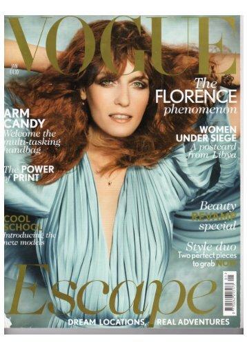 Vogue Jan 2008