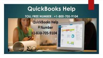 QuickBooks-Helps-800-705-9104