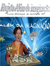 Projeto Alem da imaginação completo