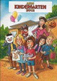 Mein Kindergarten Buch