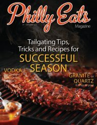 Philly Eats Magazine_Fourth Edition