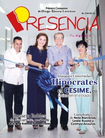 Revista Presencia Acapulco 1066