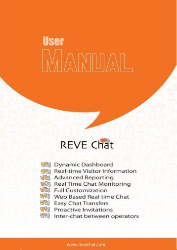 REVE Chat: Live Chat System for Customer Support Services