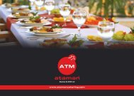 Ataman Catering web